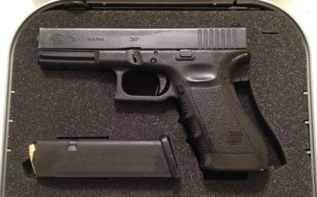 My Gen 3 Glock 31